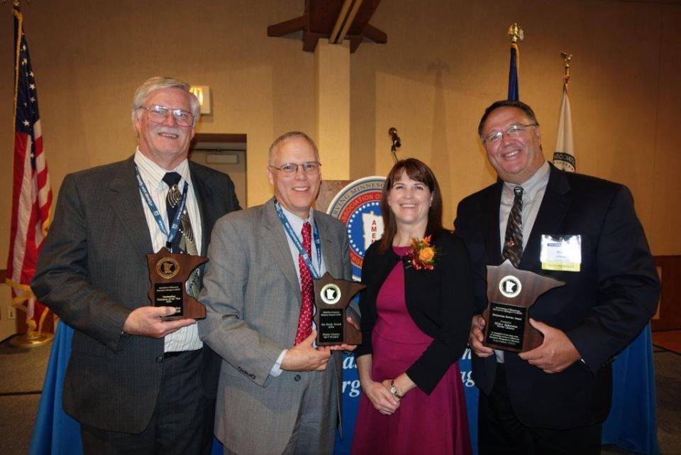 AMEM Award Group Photo