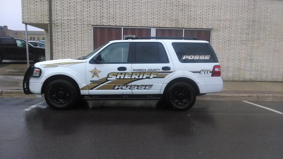 Waseca Count Sheriff Posse Photo