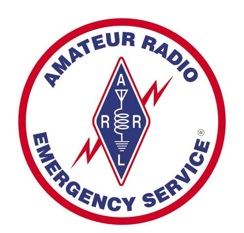 Amateur Radio Emergency Service logo