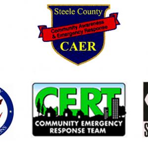 CERT Community Emergency Response Team Logo